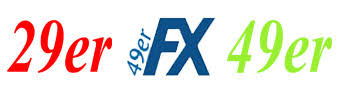 Logos 29er 49er and FX