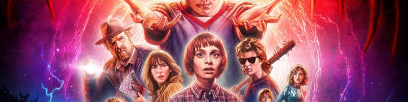 TV Series Review: Stranger Things 2