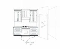 kitchen elevation 2