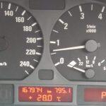 BMW325i(E46)  車検前整備