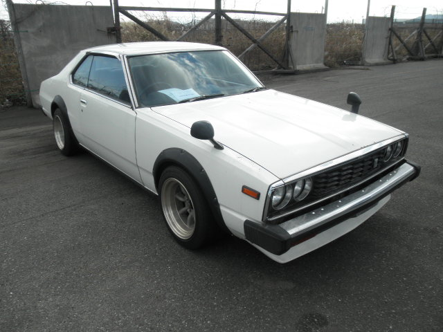 1980 Nissan Skyline C211 Manual 5 Speed
