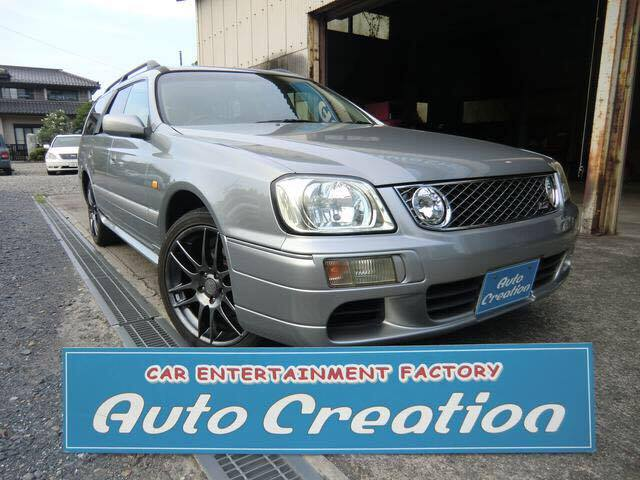 2000 Nissan Stagea RS Four S 5 Speed Manual