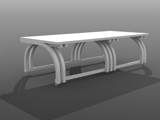 fab lab worktable concept a