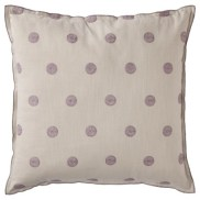 "Target- Threshold™ Dot Decorative Pillow - 18x18"" in Purple Dot"