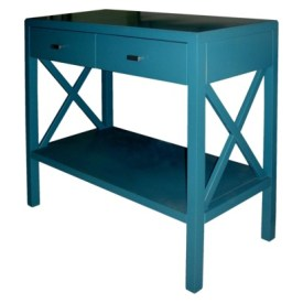 Threshold™ X Console Table - Teal