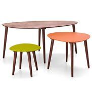 JCP- Happy Chic by Jonathan Adler Bleecker Nesting Tables