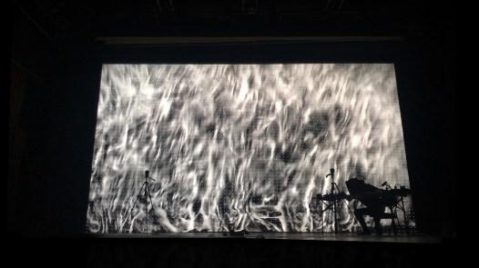 Virtual Reality performance at 104 Paris. João Martinho Moura