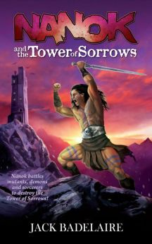 Nanok and the Tower of Sorrows cover