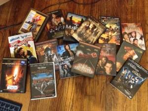 Three Musketeer movies