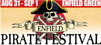 Enfield-Pirate-Festival