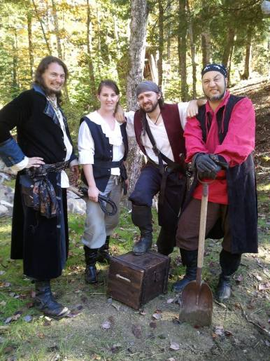 pirate crew essential realism killatainment