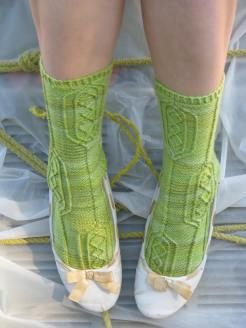 Daydreamer sock pattern | The Sock Monkey