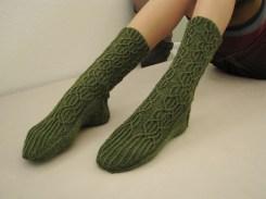 Tauriel socks // By Josiah Bain