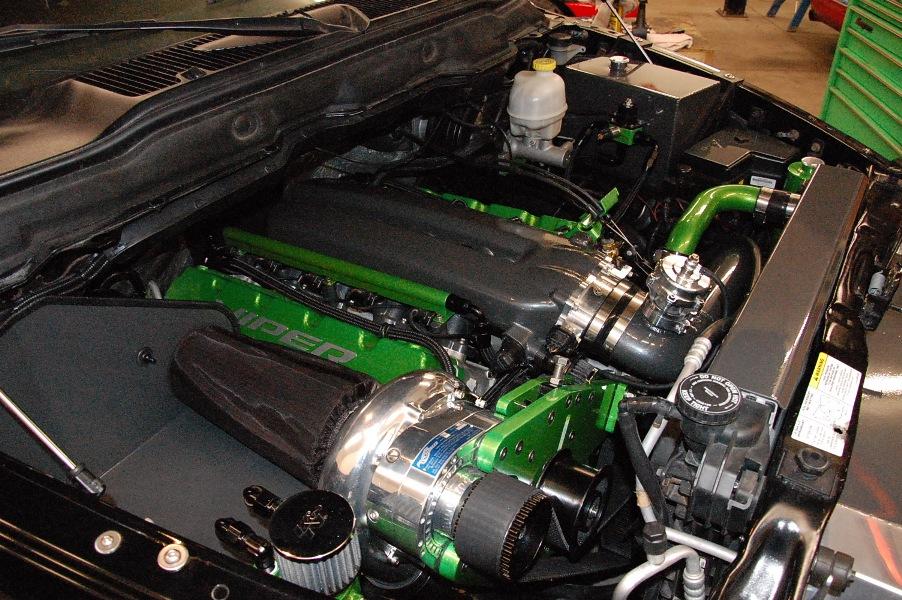 JMB SRT-10 RAM Procharger F1 DIY Kit - JMB Performance and Powdercoat, LLC