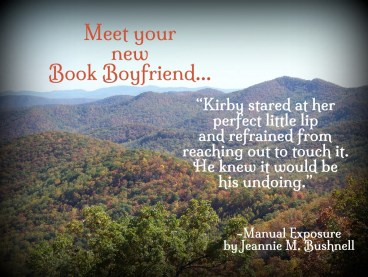 Manual Exposure Book Boyfriend announcement