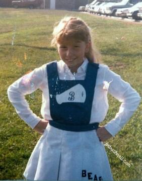 Cheerleader Jeannie