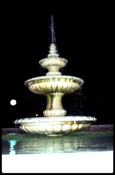TWU Fountain