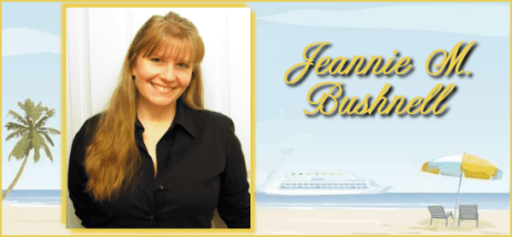 authors in the city jeannie m bushnell