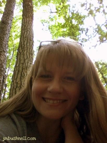 Jeannie Hiking