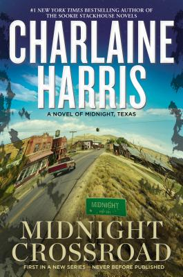 Midnight Crossroad book cover by Charlaine Harris