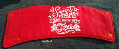 sweet dreams are made of tea flat cozy