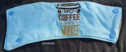 No Coffee No Workee Flat