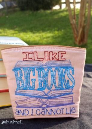 I like big books cozy