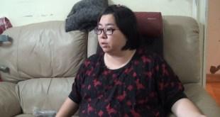 李小姐認為現時人口老化,政府應提高子女及供養父母免稅額,以鼓勵生育。(影片截圖)