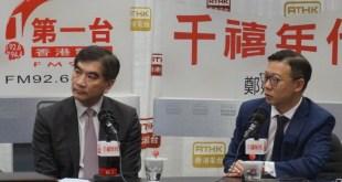 自由黨黨魁鍾國斌贊成,林鄭月娥上任後以先易後難的方式行事。(羅熙雅攝)