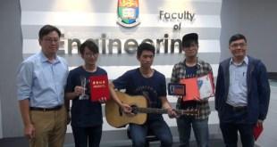 首有香港學生在移動創新應用賽獲獎
