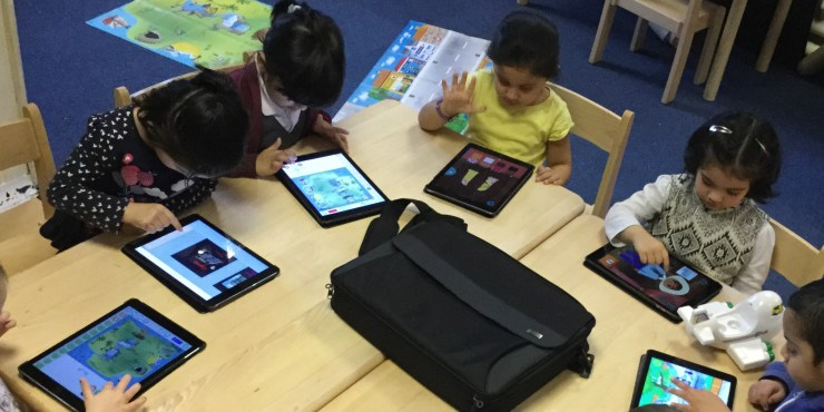 EYFS INSET : Computing and Coding in EYFS & Pre Prep