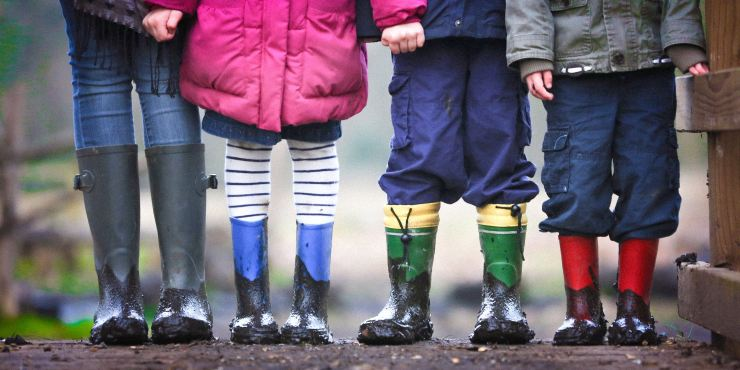 EYFS INSET : Early Years Outdoor Education