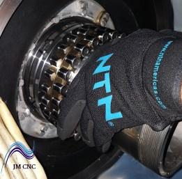 Rear bearing install 3