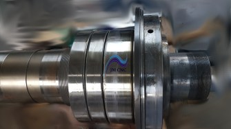 Spindle assy without housing