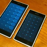 Z1 (left) / Z1 Compact (right)