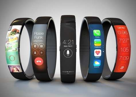 iWatch concept by Todd Hamilton. Nice images, but missing the whole point?