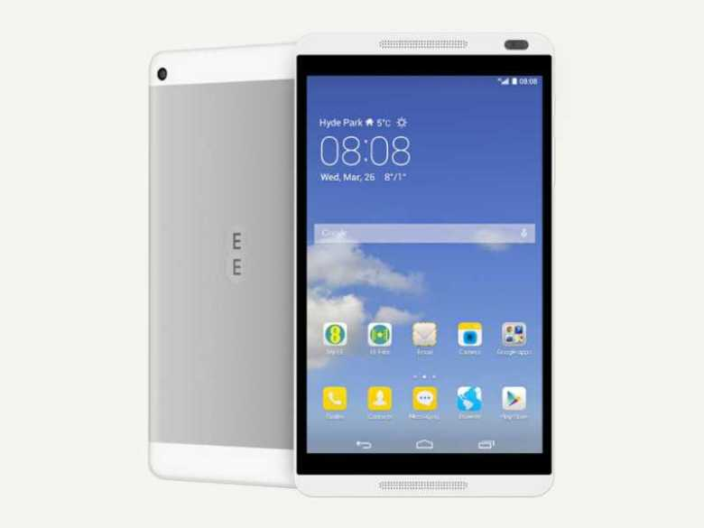 Eagle - 4G enabled tablet (made by Huawei)