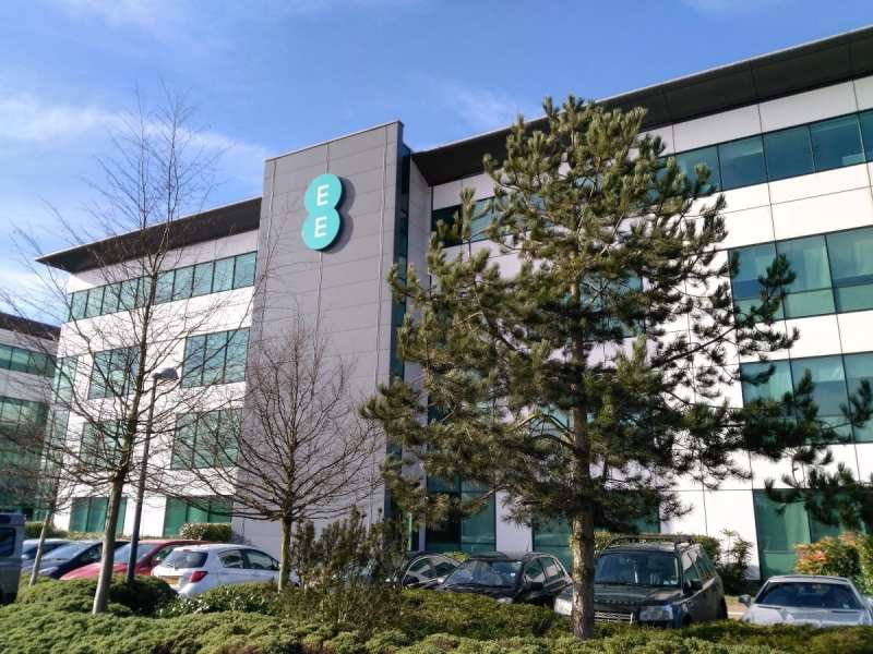 EE offices