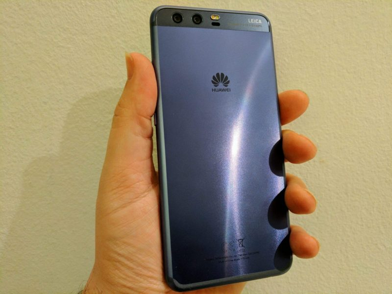 Huawei P10: Night photos around Barcelona and first impressions (pt