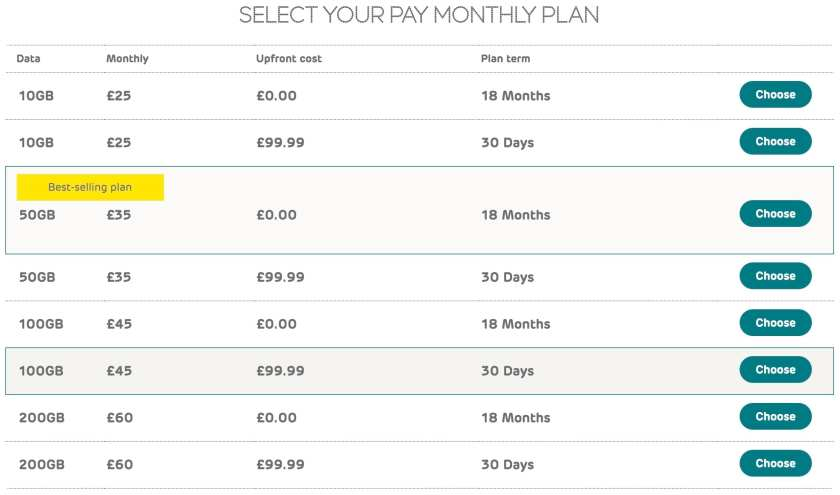 EE 4G home router plans feb 2017