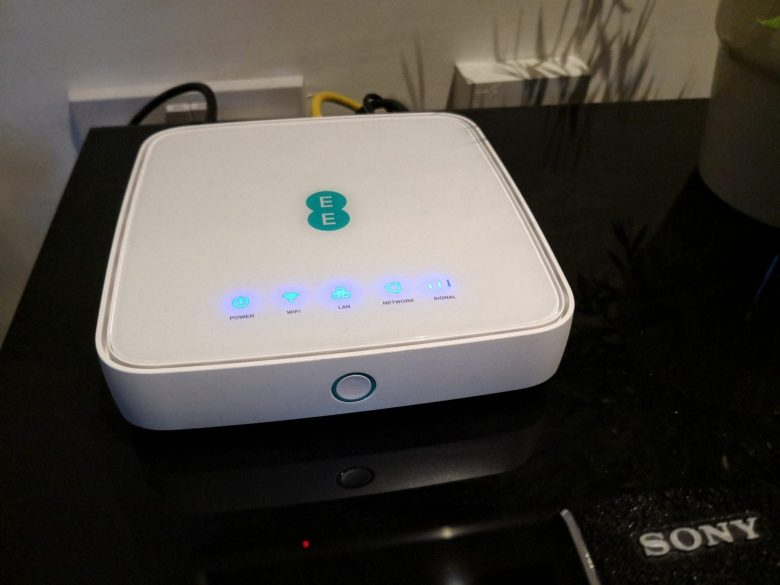 Alcatel made 4GEE Home Router