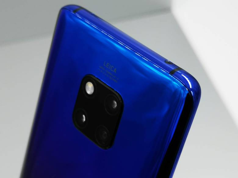 Huawei Mate 20 Pro Camera