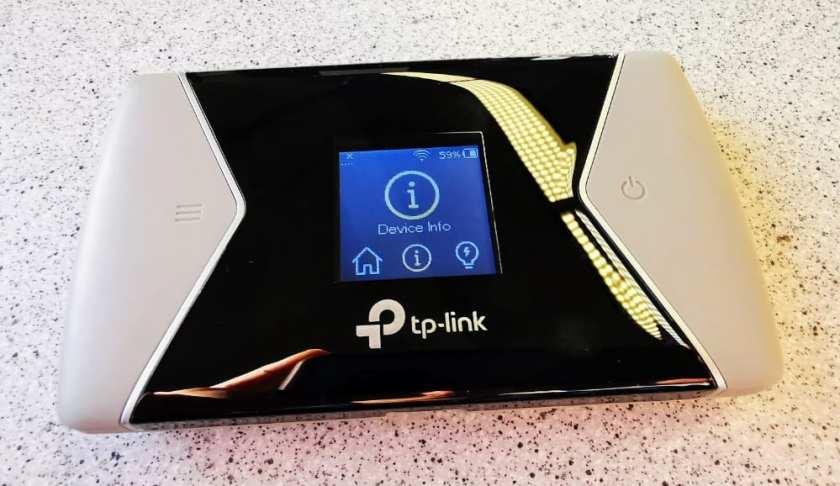 Review: TP-Link M7450 Portable 4G Hotspot – JM Communications
