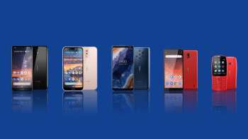 Nokia line-up at MWC 2019