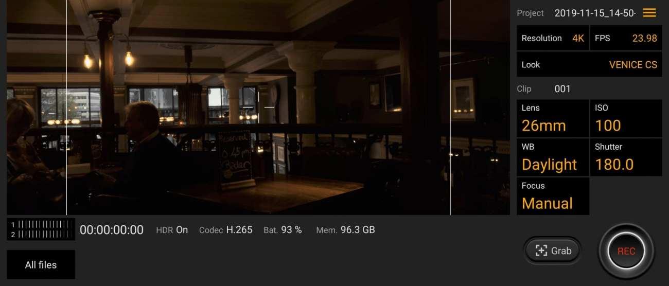 Sony Xperia 5 Cinema Pro