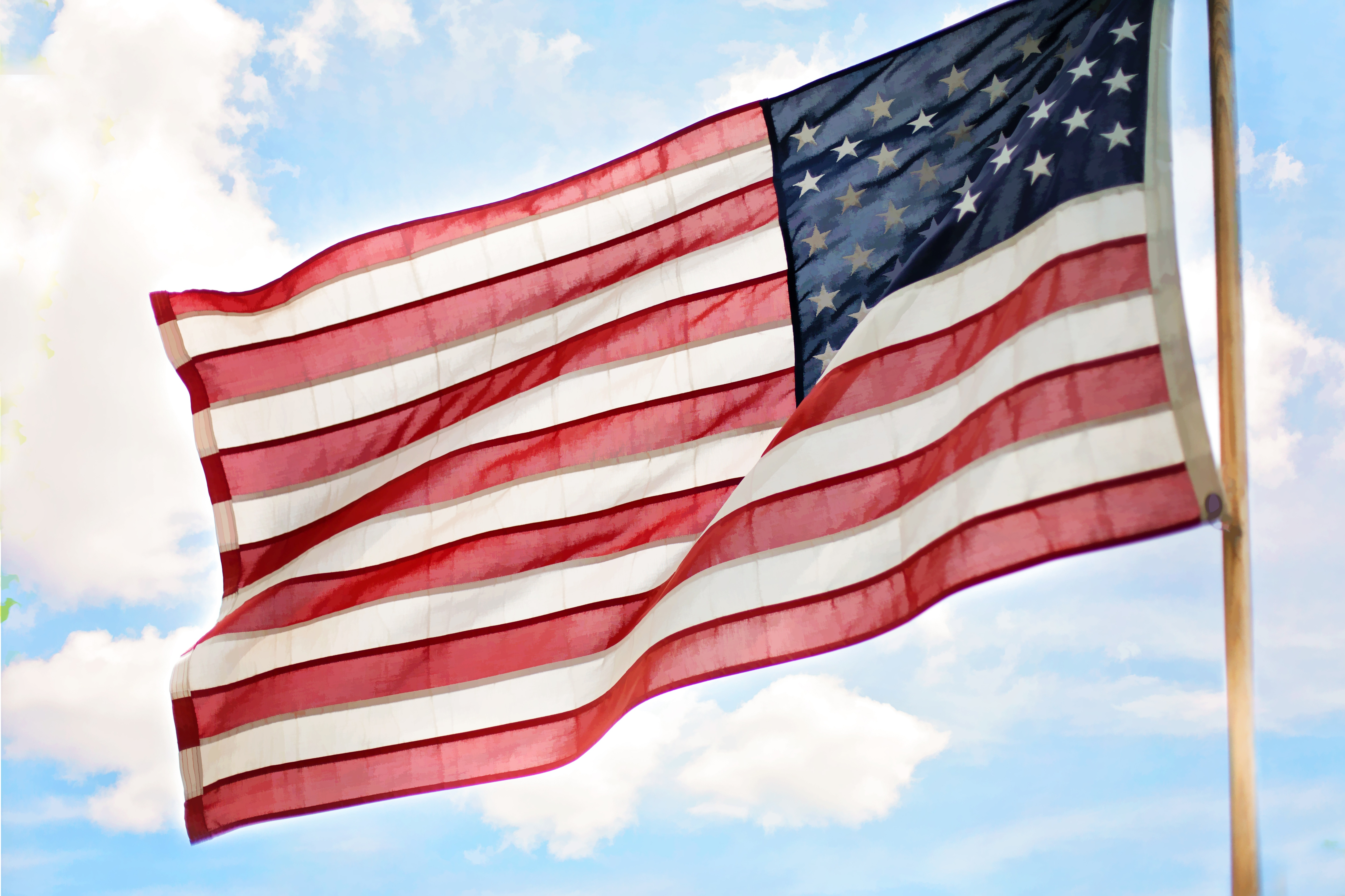 How To Respect The Stars And Stripes Flag Etiquette Jm