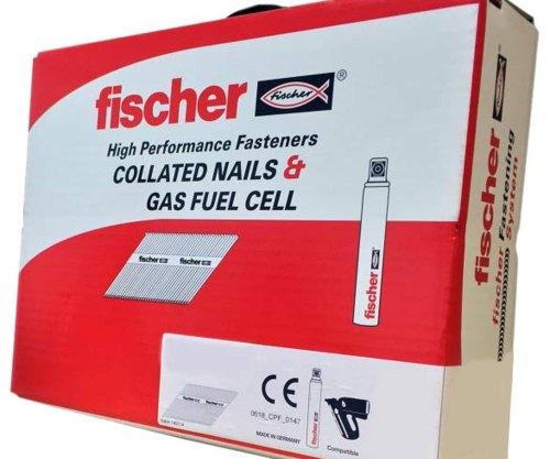 1st Fix Gas Nails