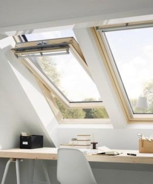 Centre Pivot Roof Windows