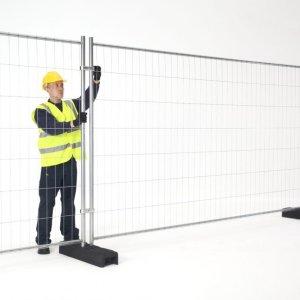Temporary Site Fencing