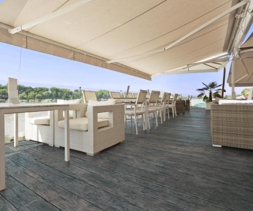 Millboard® Weathered Oak Decking